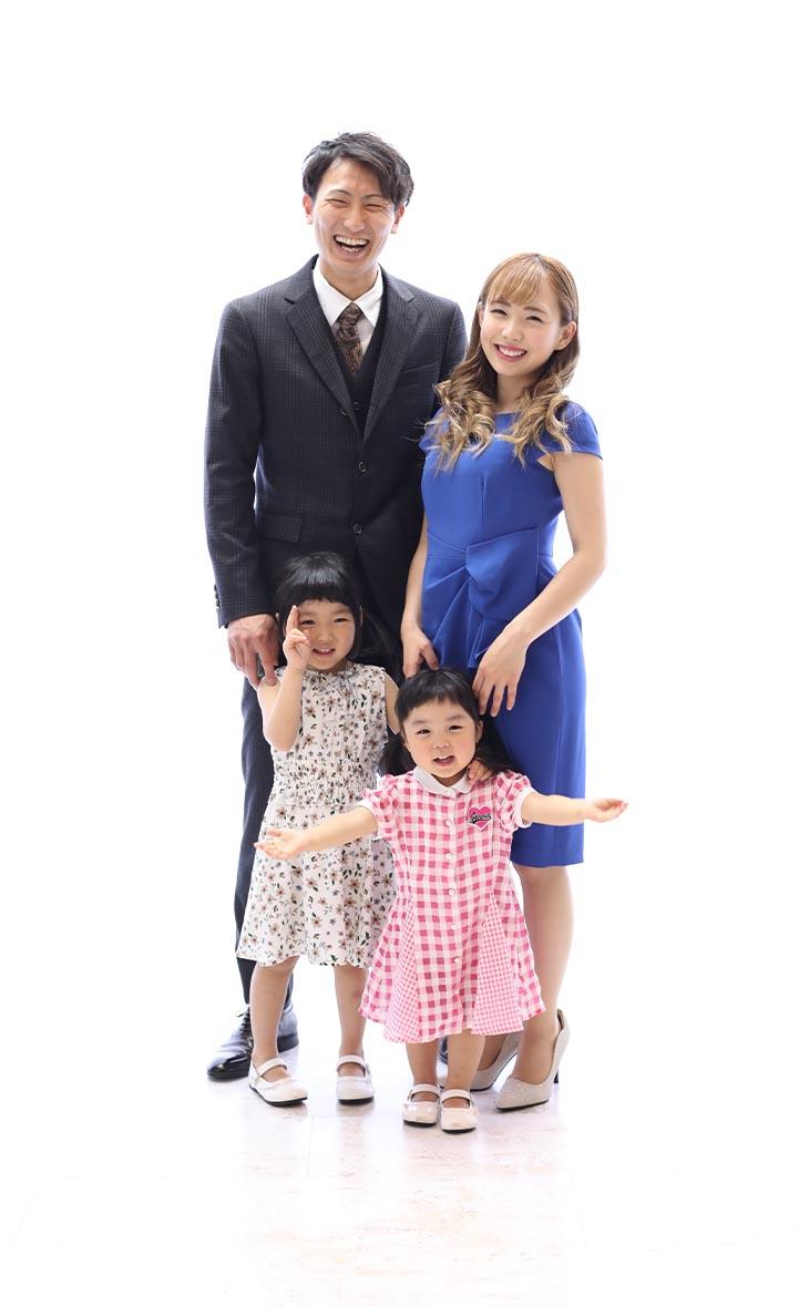 2019/05 家族写真撮影会
